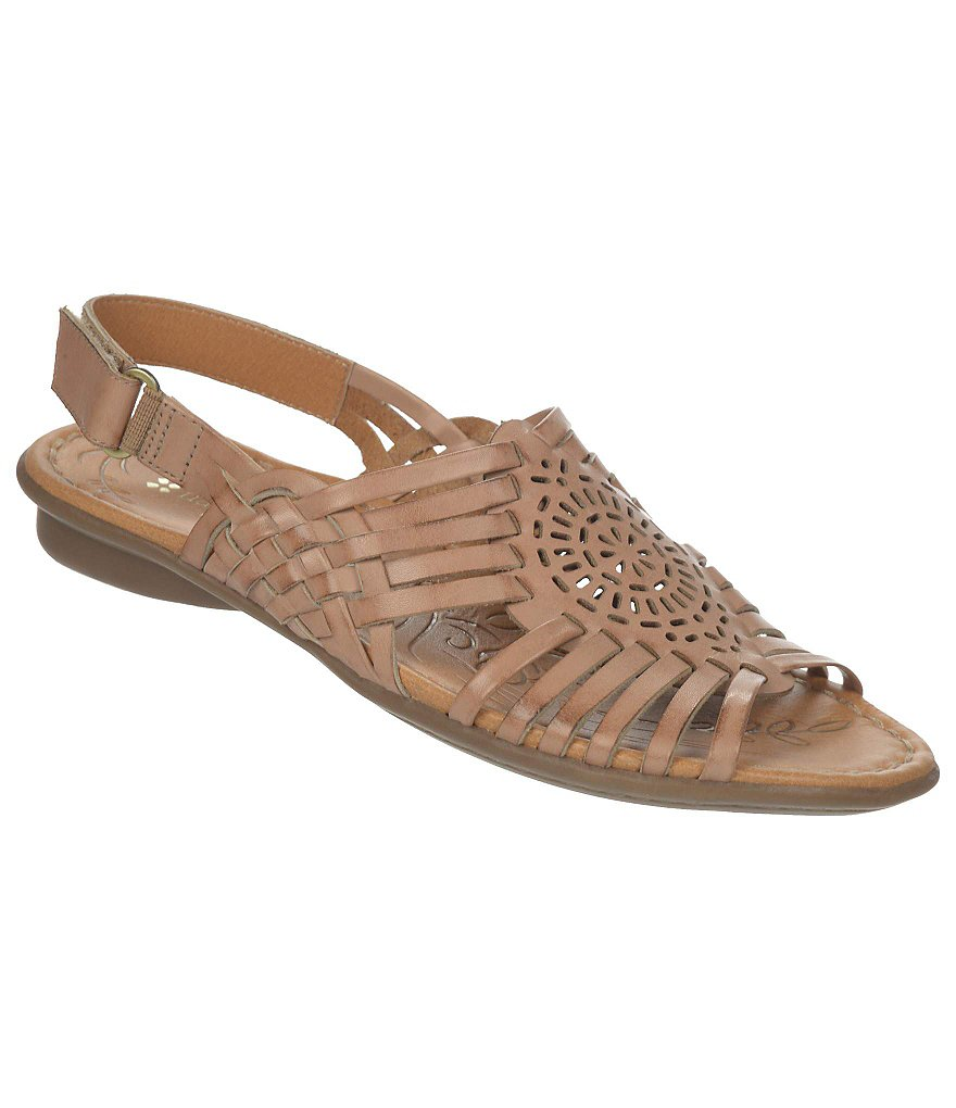 Naturalizer Wendy Huarache Sandals
