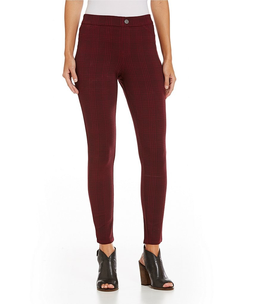 Intro Petite Double Knit Printed Legging