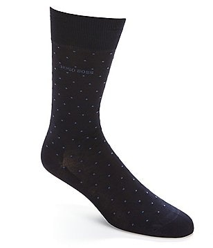 BOSS Hugo Boss Frank RS Design Dots Crew Socks