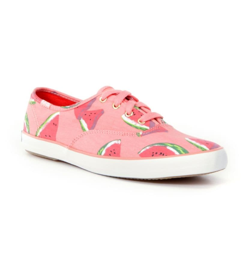 Keds Champion Watermelon Sneakers