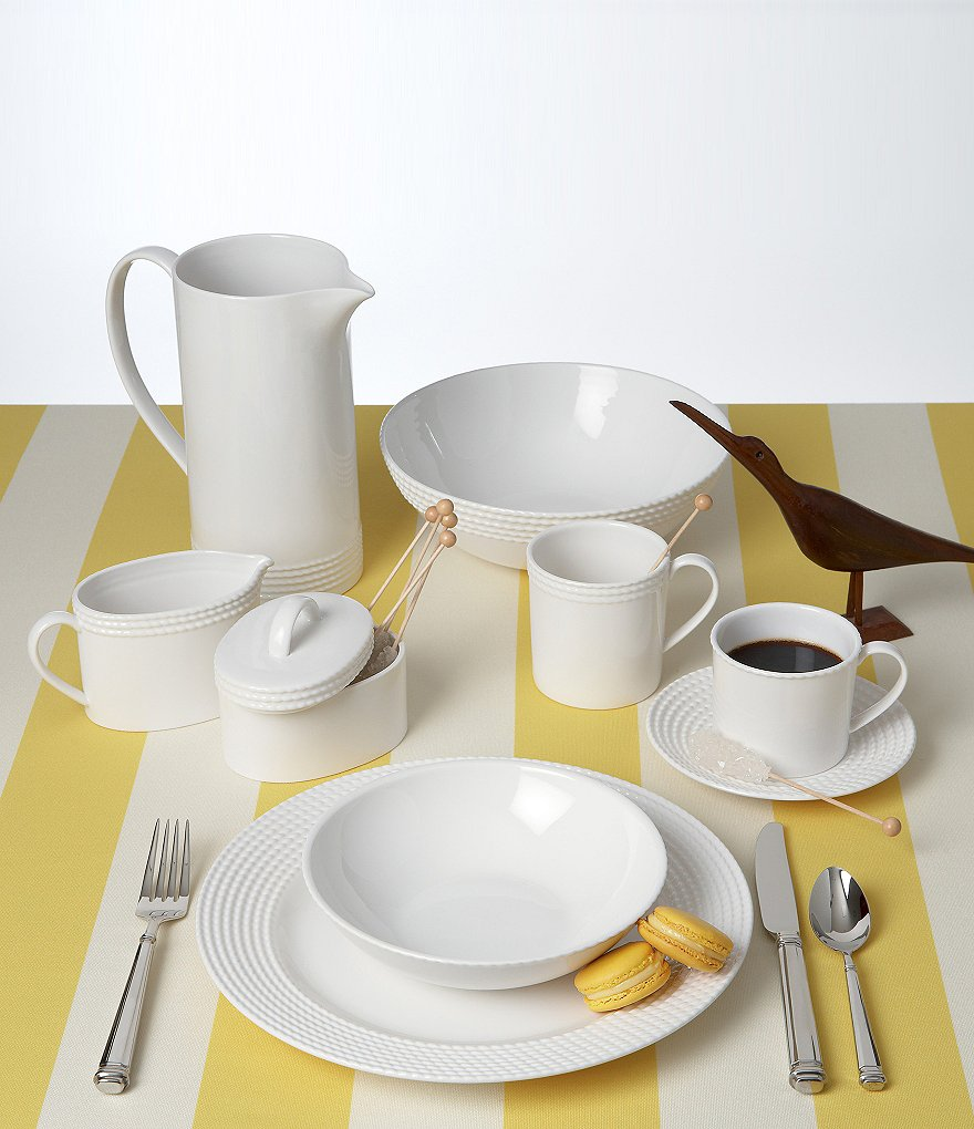kate spade new york Wickford Rope Porcelain Dinnerware