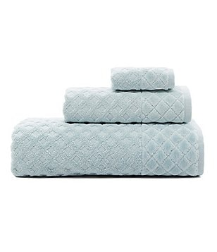 Kassatex Diamant Bath Towels