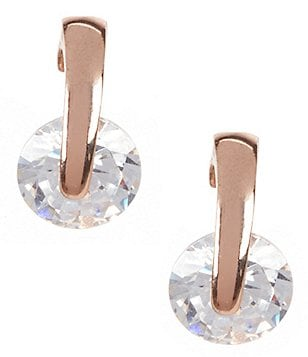 Givenchy Silk Prong Stud Earrings