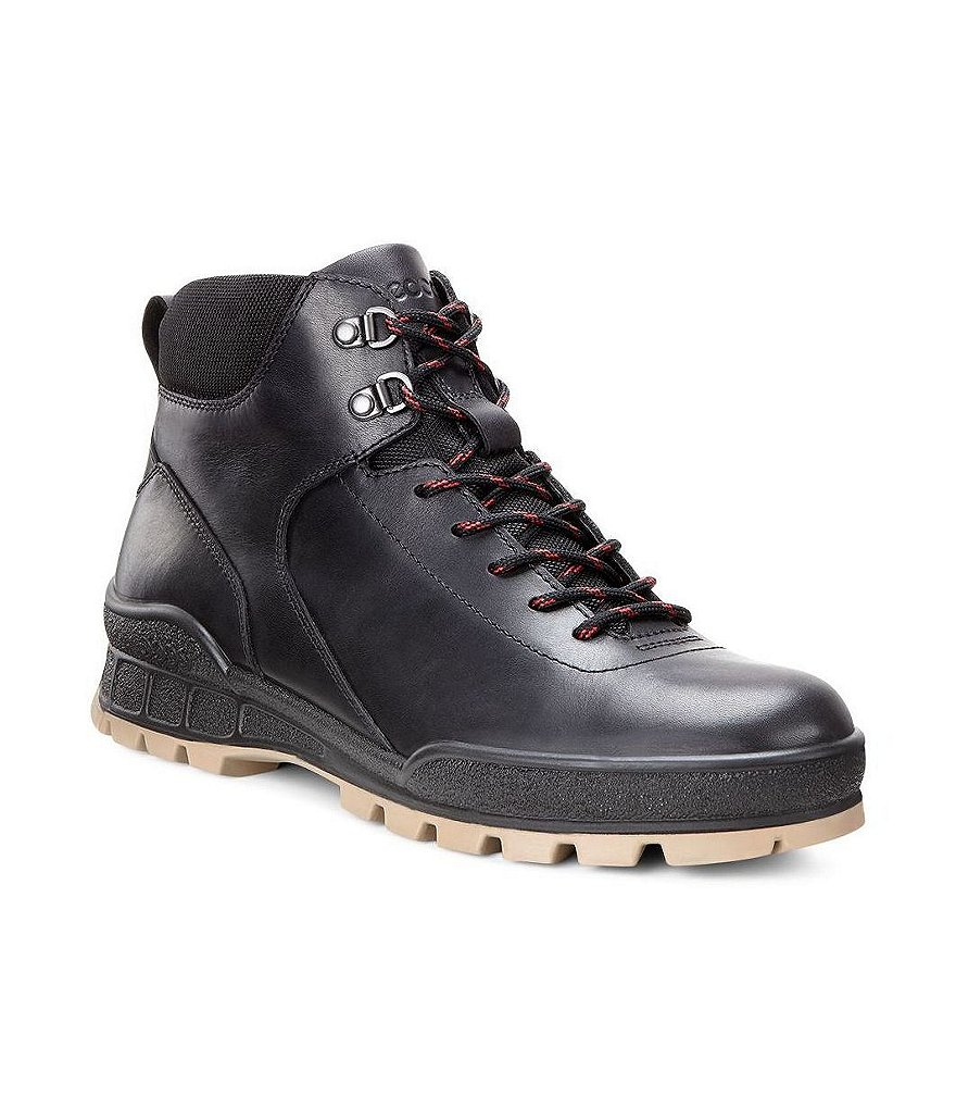 ECCO Track II Hydromax Leather Water-Resistant Boots