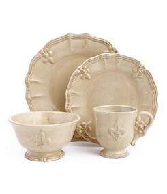 Artimino Fleur-de-Lis Dinnerware