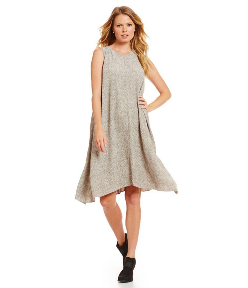 Eileen Fisher A-Line Mini Dress