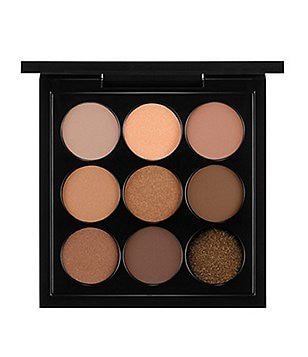 MAC Eye Shadow Palette x 9: Amber