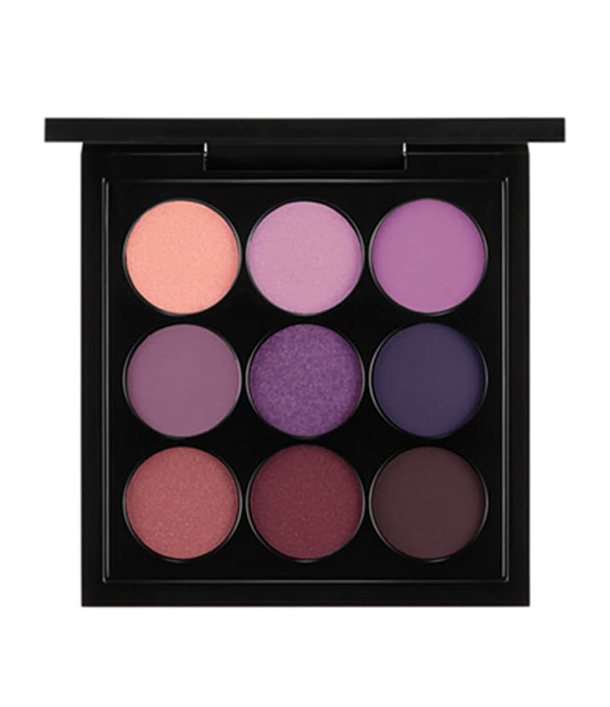 MAC Eye Shadow Palette x 9: Purple