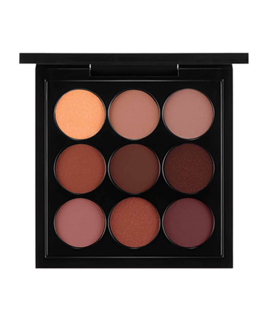 MAC Eye Shadow Palette x 9: Burgundy