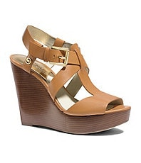 MICHAEL Michael Kors Izzy Wedge Sandals