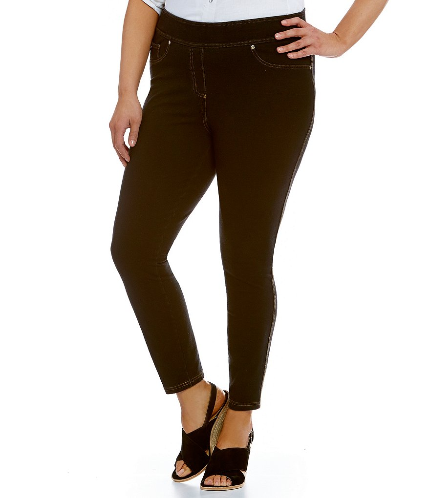 Nygard SLIMS Plus Denim Leggings