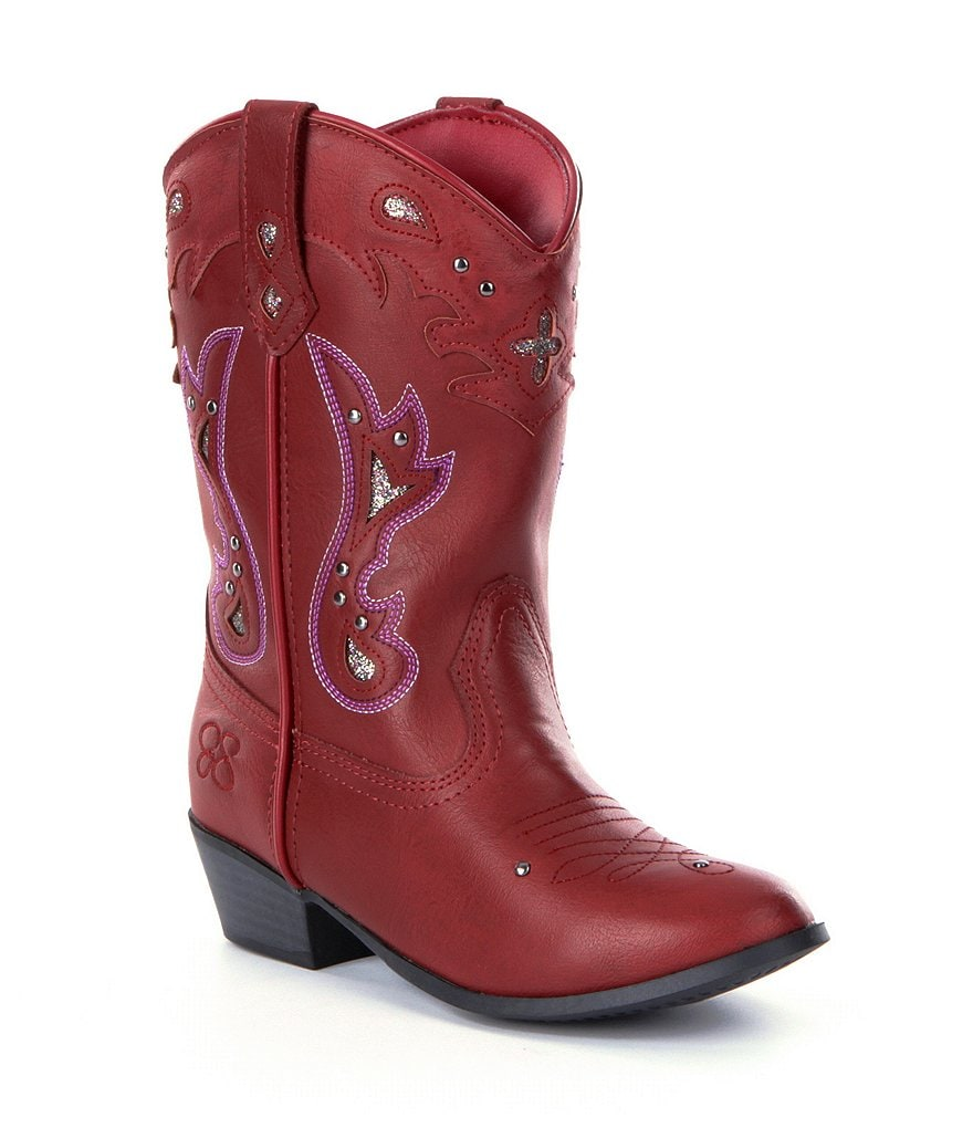 Jessica Simpson Starlet Western Boots