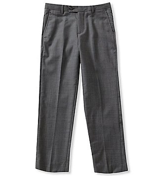 Class Club Gold Label Big Boys 8-20 Non-Iron Dress Pants