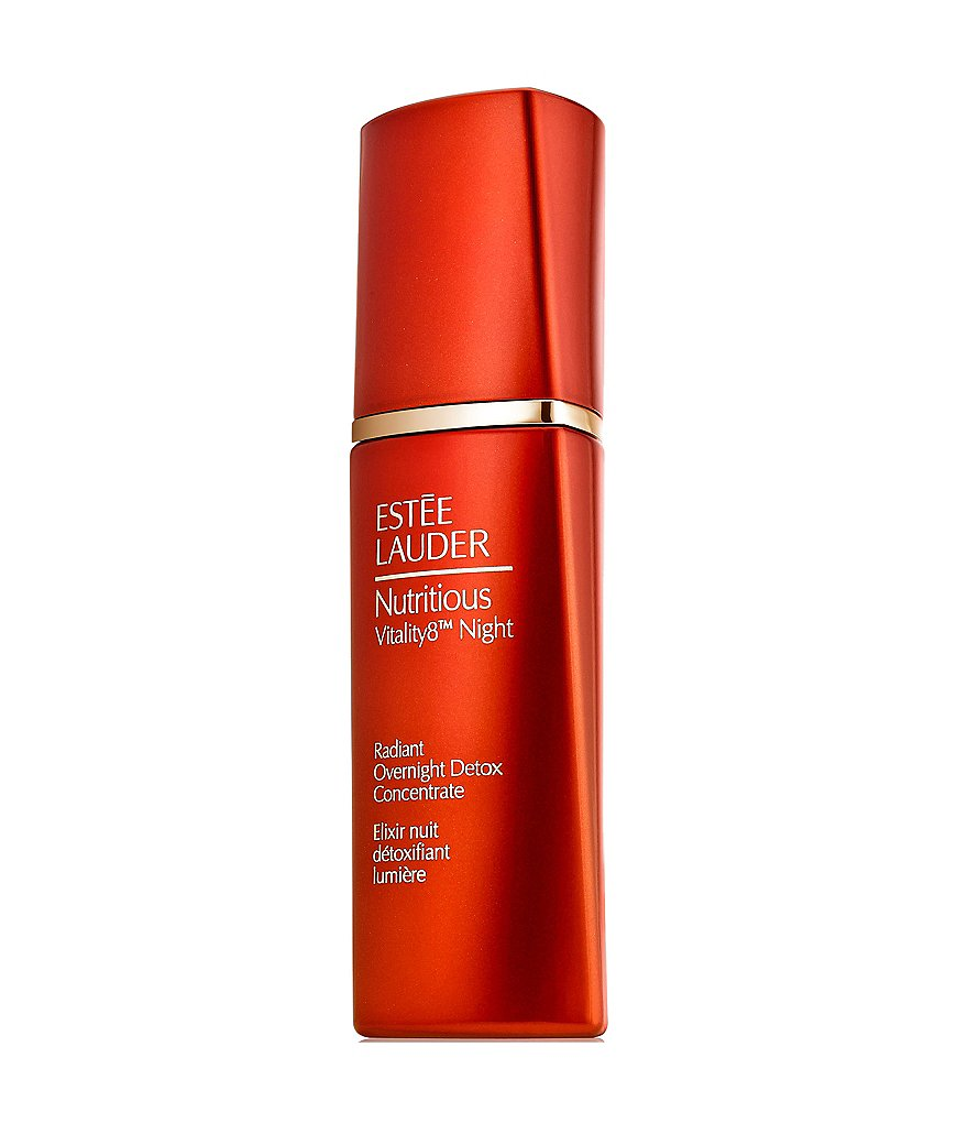 Estee Lauder Nutritious Vitality8 Night Radiant Overnight Detox Concentrate