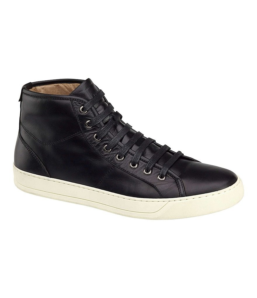 J&M Est. 1850 Allister High-Top Sneakers