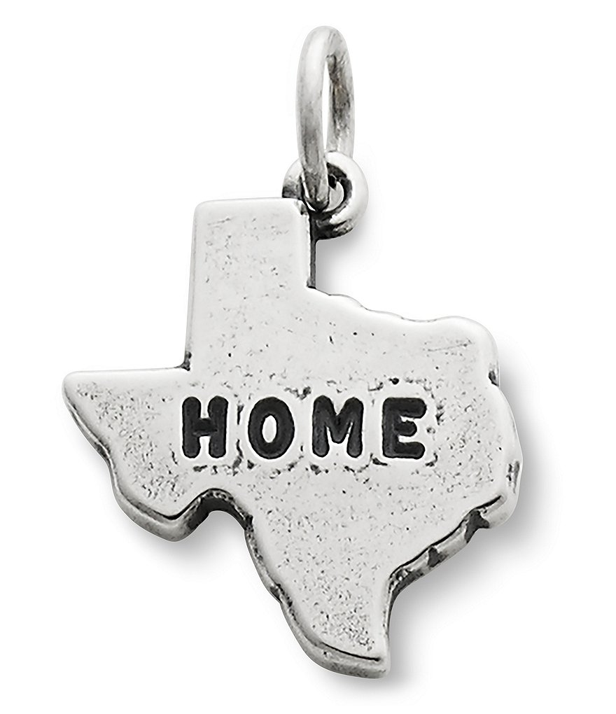 James Avery Texas Is Home Charm