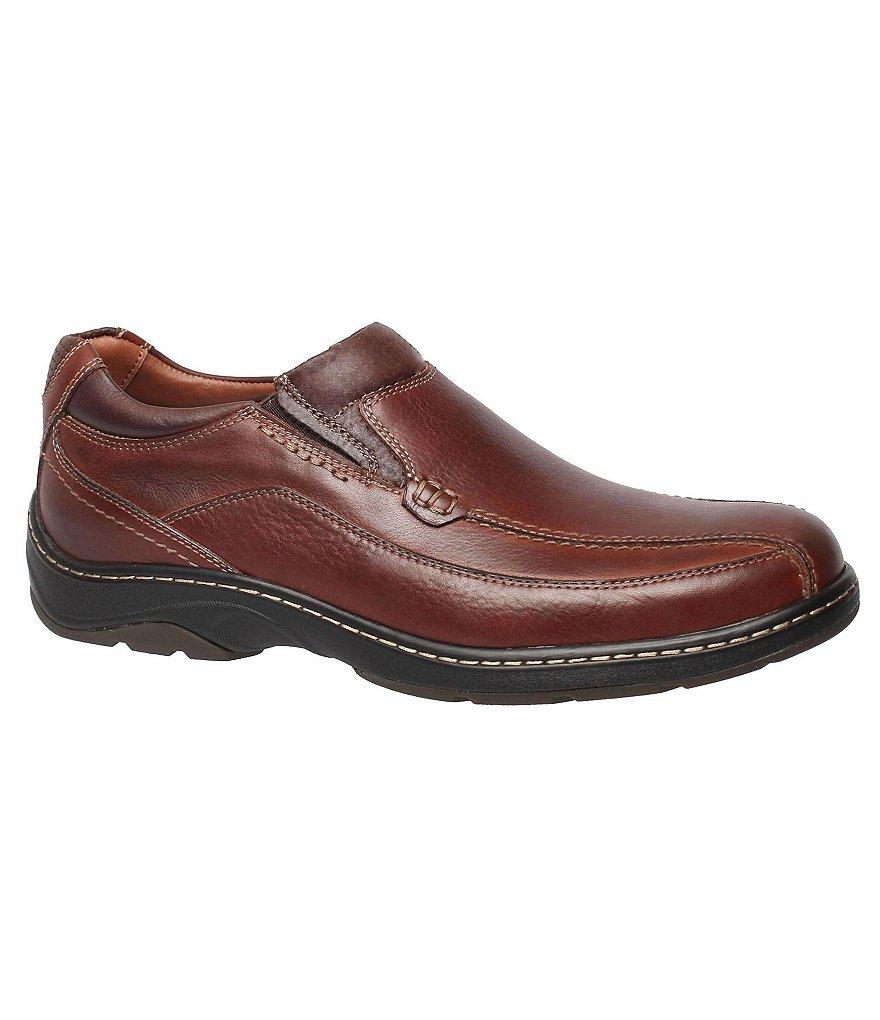 Johnston & Murphy Fairfield XC4 Waterproof Runoff-Toe Venetian Loafers