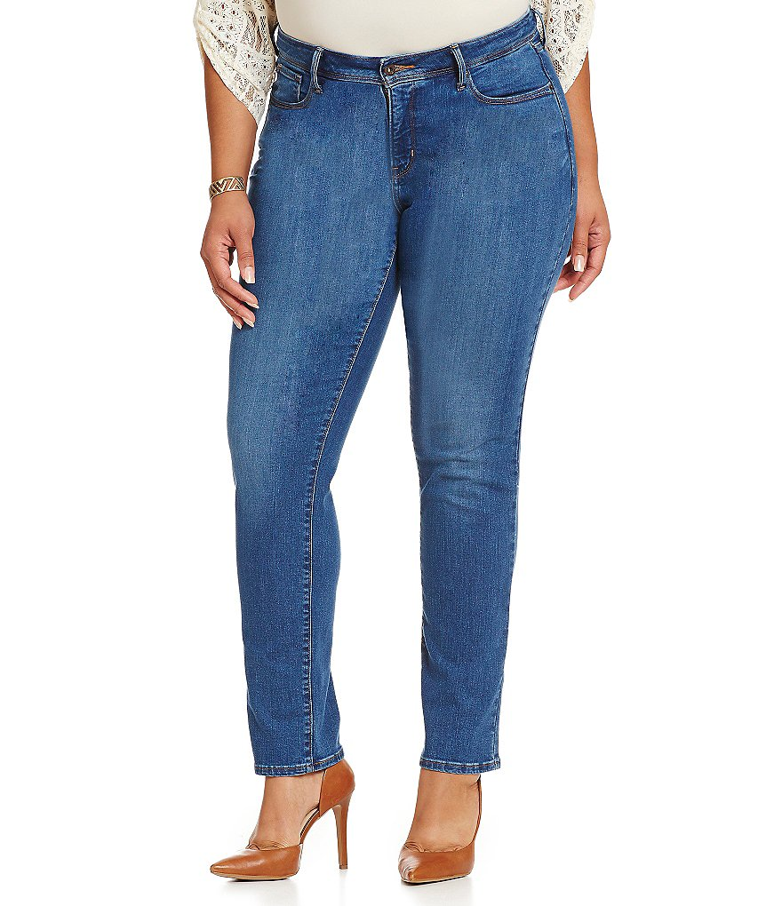 Levi´s® Plus 512™ Perferctly Shaping Skinny Leg Jeans