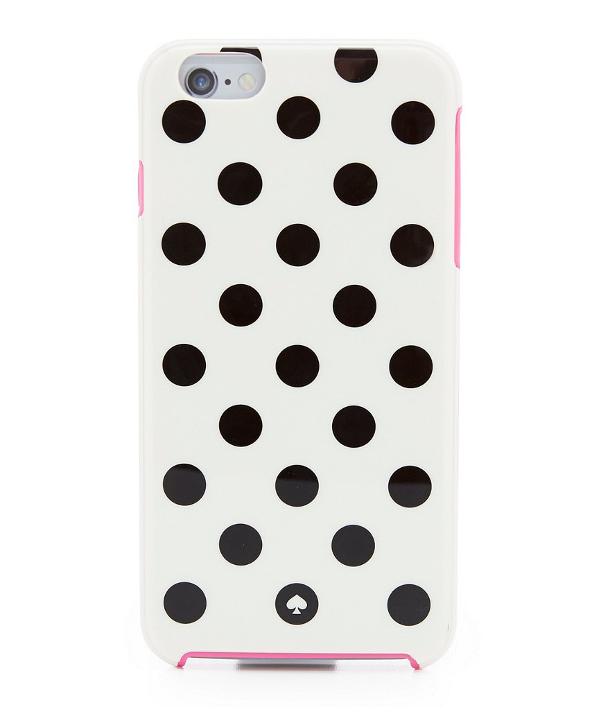 kate spade new york Le Pavillion Polka-Dot iPhone 6 Plus Case