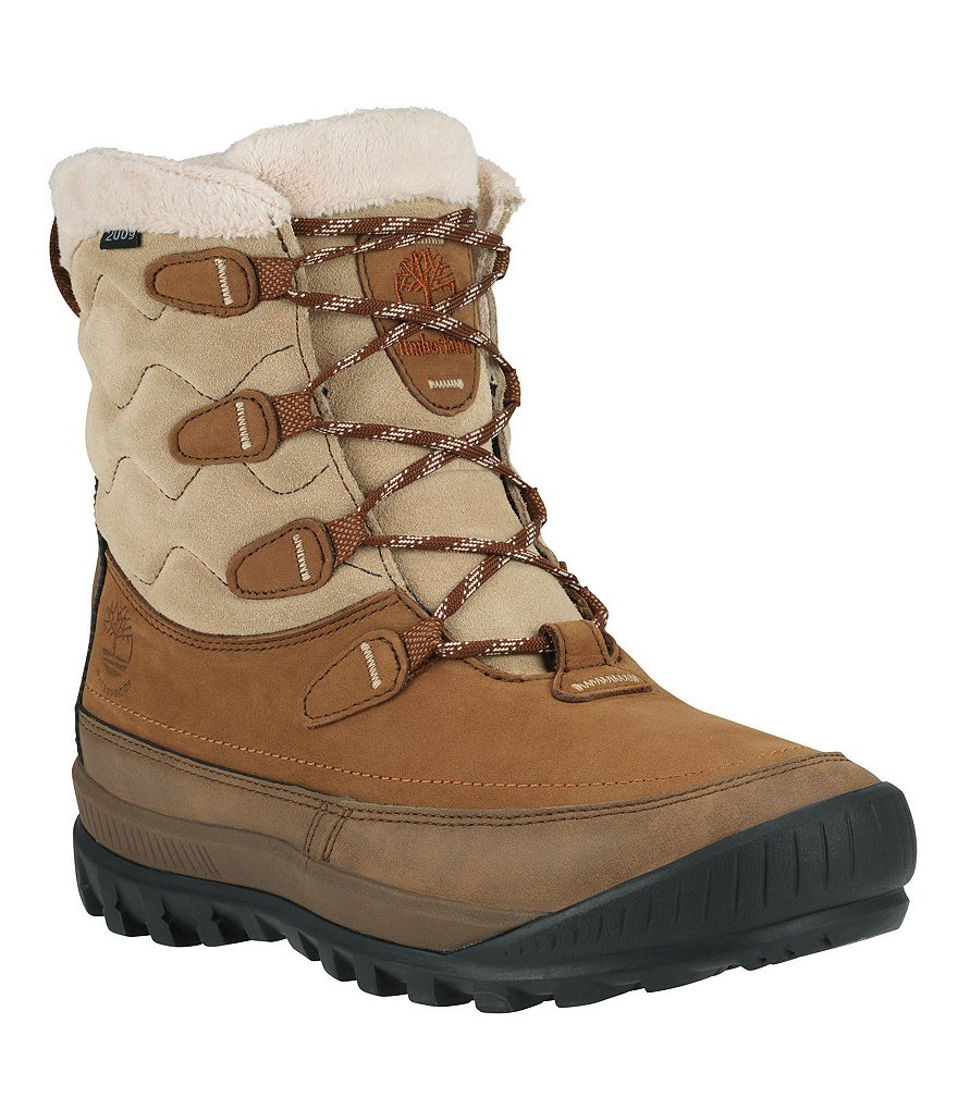 Timberland Woodhaven Waterproof Cold-Weather Boots