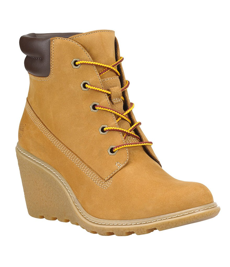 Timberland Amston Wedge Hiker Booties