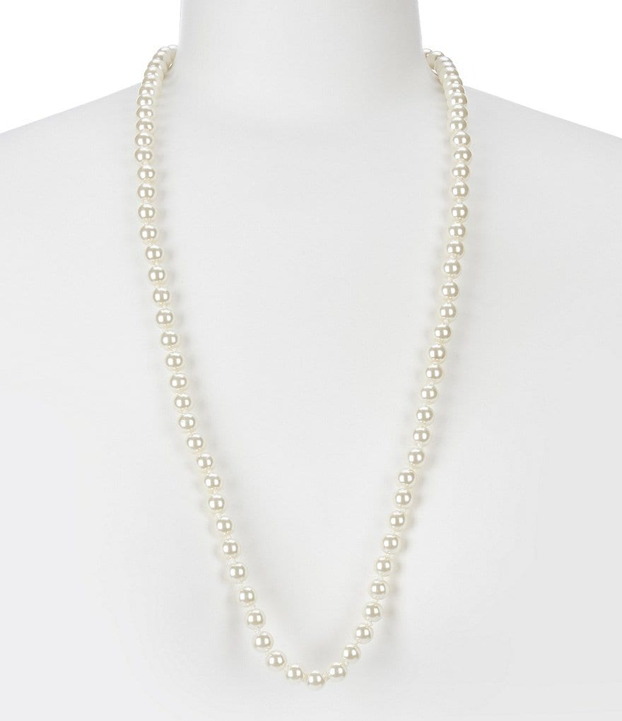Cezanne Faux-Pearl Necklace