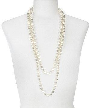 Cezanne Pearl Continuous Necklace