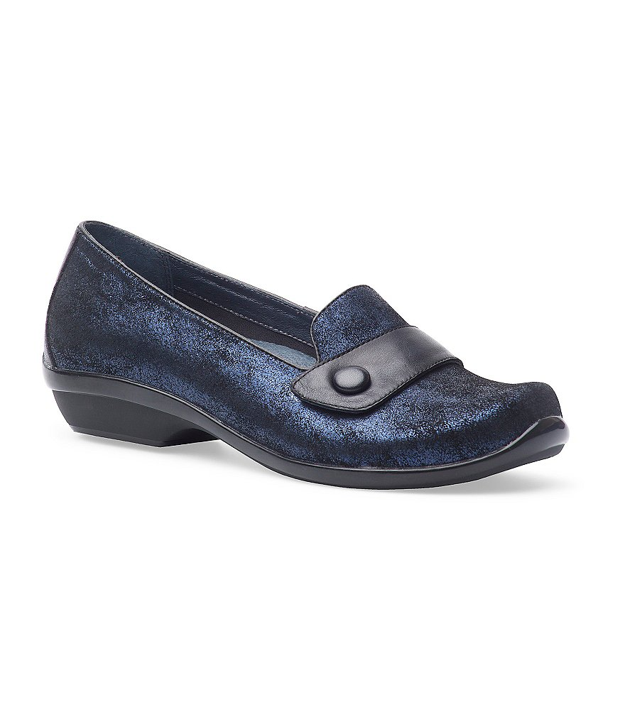 Dansko Olena Metallic Loafers