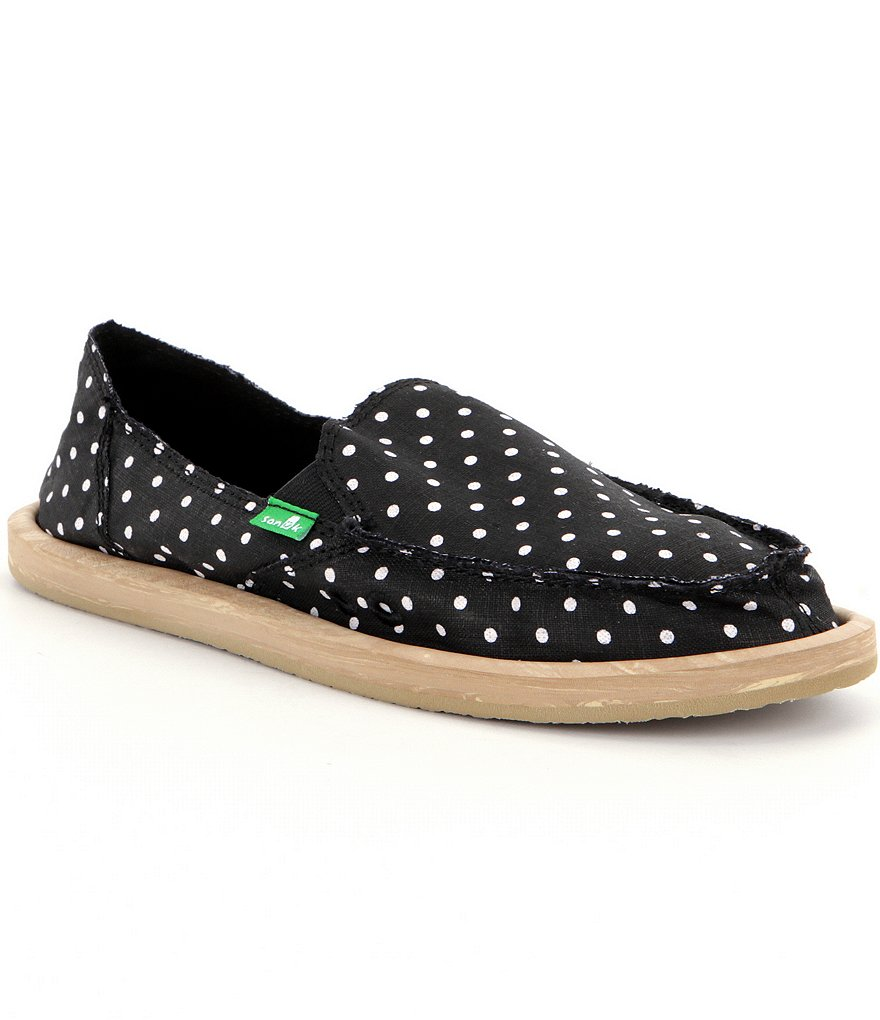 Sanuk Hot Dotty Shoes