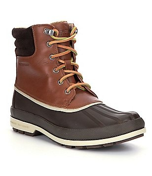 Sperry Cold Bay Waterproof Cold-Weather Duck Boots