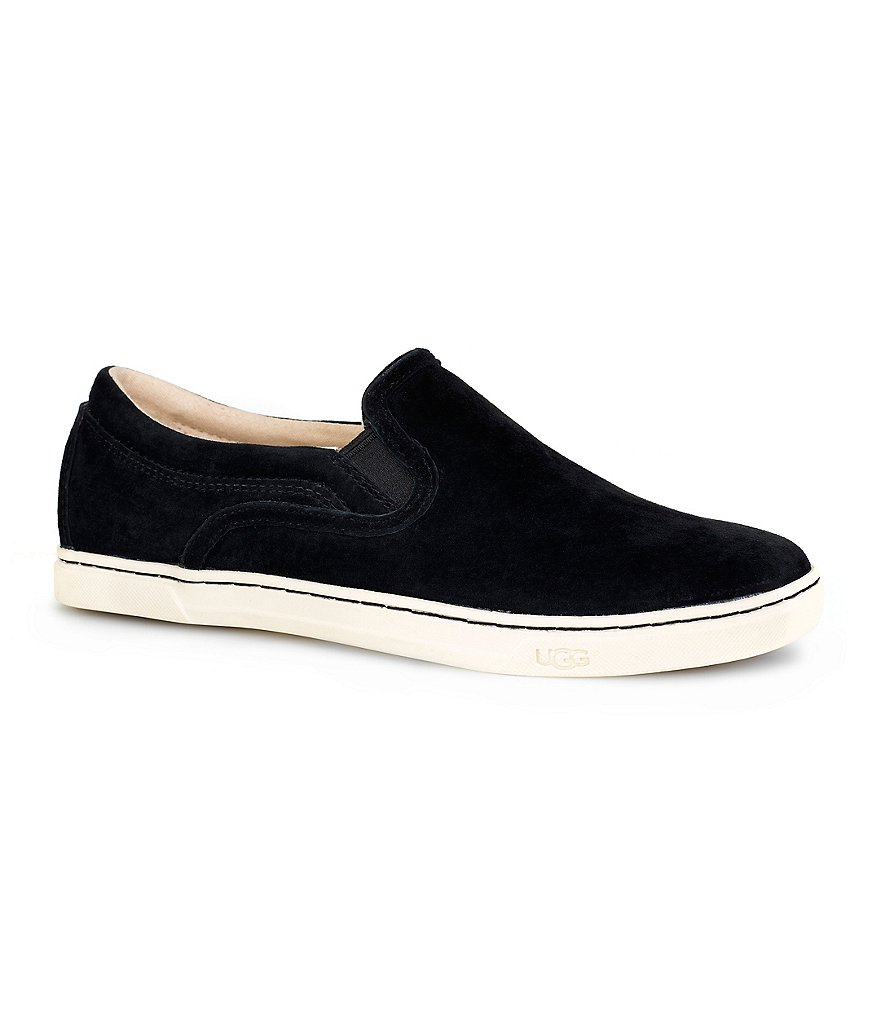 UGG® Fierce Silkee™ Suede Slip On Sneakers