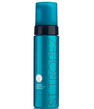 St. Tropez Self Tan Express Mousse