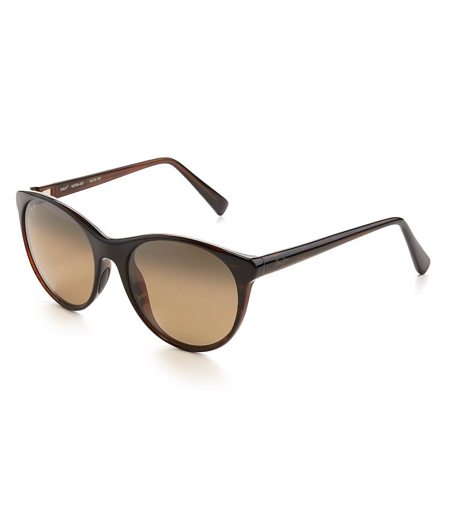 Maui Jim Mannikin Polarized Cat-Eye Sunglasses