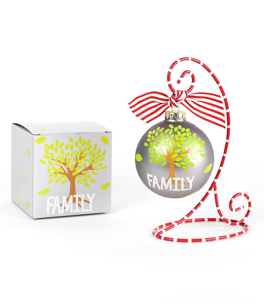 Coton Colors Family Tree Ornament