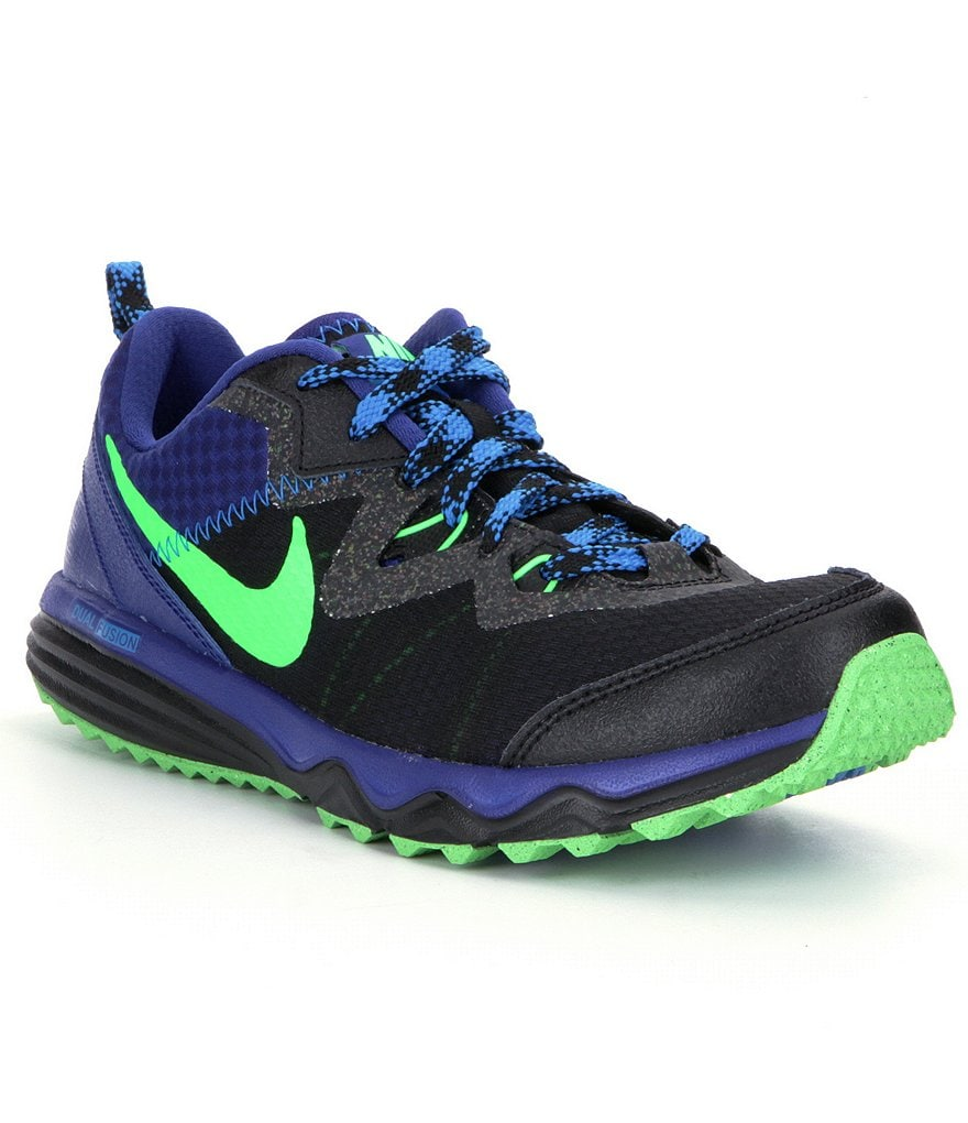 Nike Dual Fusion Trail Boys´ Running Shoes