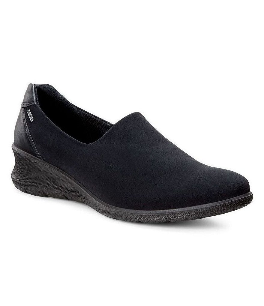 ECCO Babett 45 GTX Textile and Leather Slip On Shoes