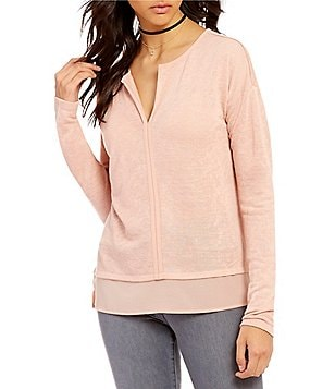 Sanctuary Clothing Hanna Long-Sleeve Top