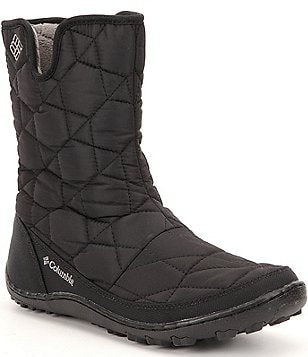 Columbia Minx Slip II Quilted Omni-Heat Waterproof Cold-Weather Boots