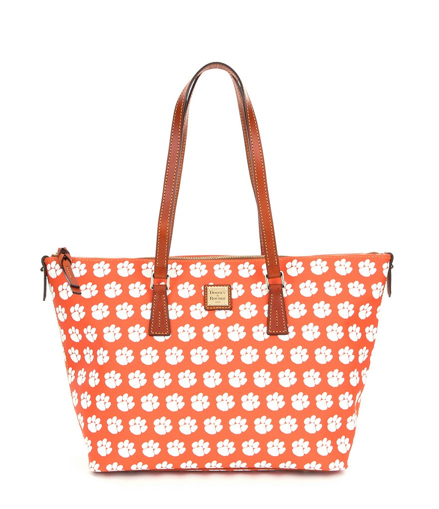 Dooney & Bourke Clemson University Shopper Tote
