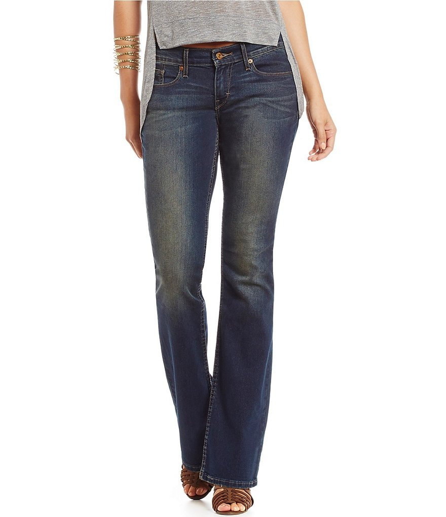 Levi´s® 524™ Stretch Denim Bootcut Jeans