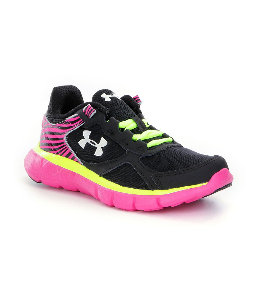 Under Armour Velocity RN BPS Girls´ Running Shoes