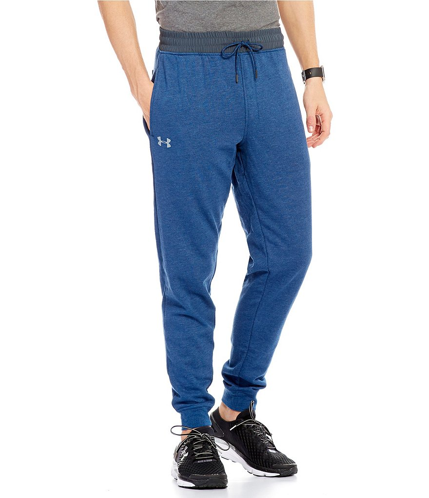 Under Armour Tri-Blend Fleece Jogger Pants