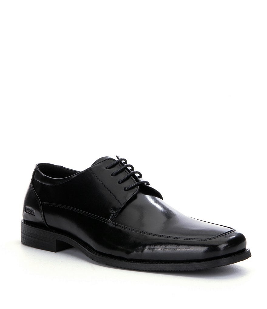 Kenneth Cole Reaction Bottom Line Moc-Toe Dress Shoes