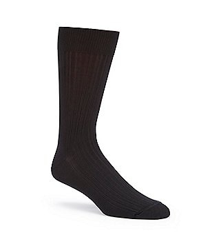 Gold Label Roundtree & Yorke Solid Crew Dress Socks 3-Pack