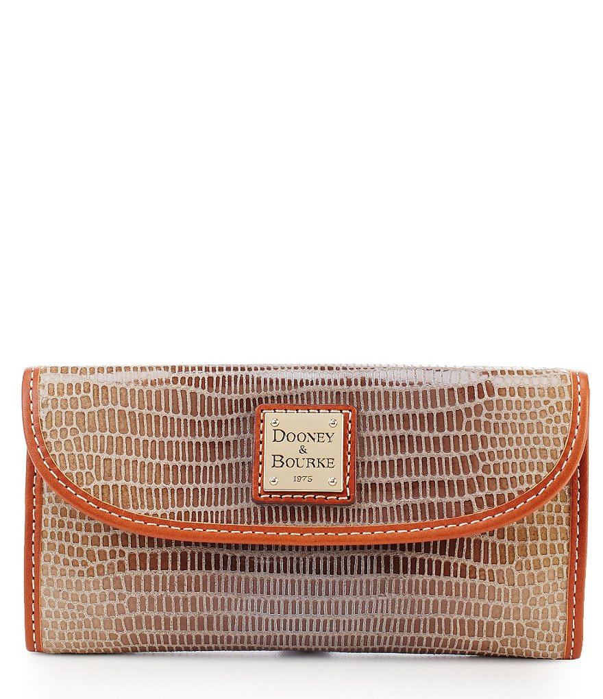 Dooney & Bourke Tallulah Collection Continental Clutch Wallet