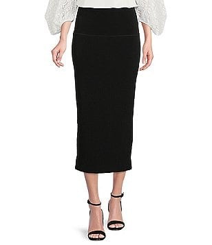Eva Varro Long Straight Skirt