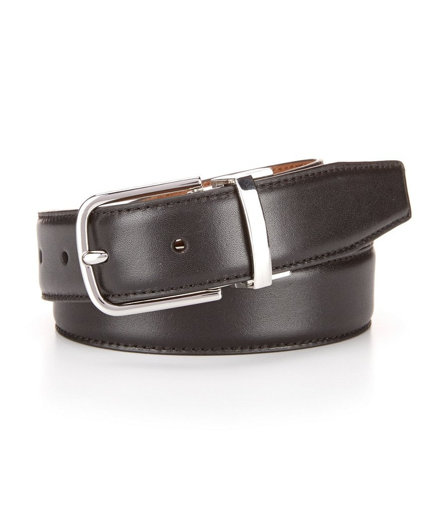 Cole Haan Reversible Leather Dress Belt
