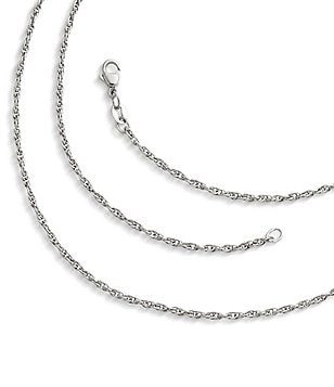 James Avery Rope Chain Necklace
