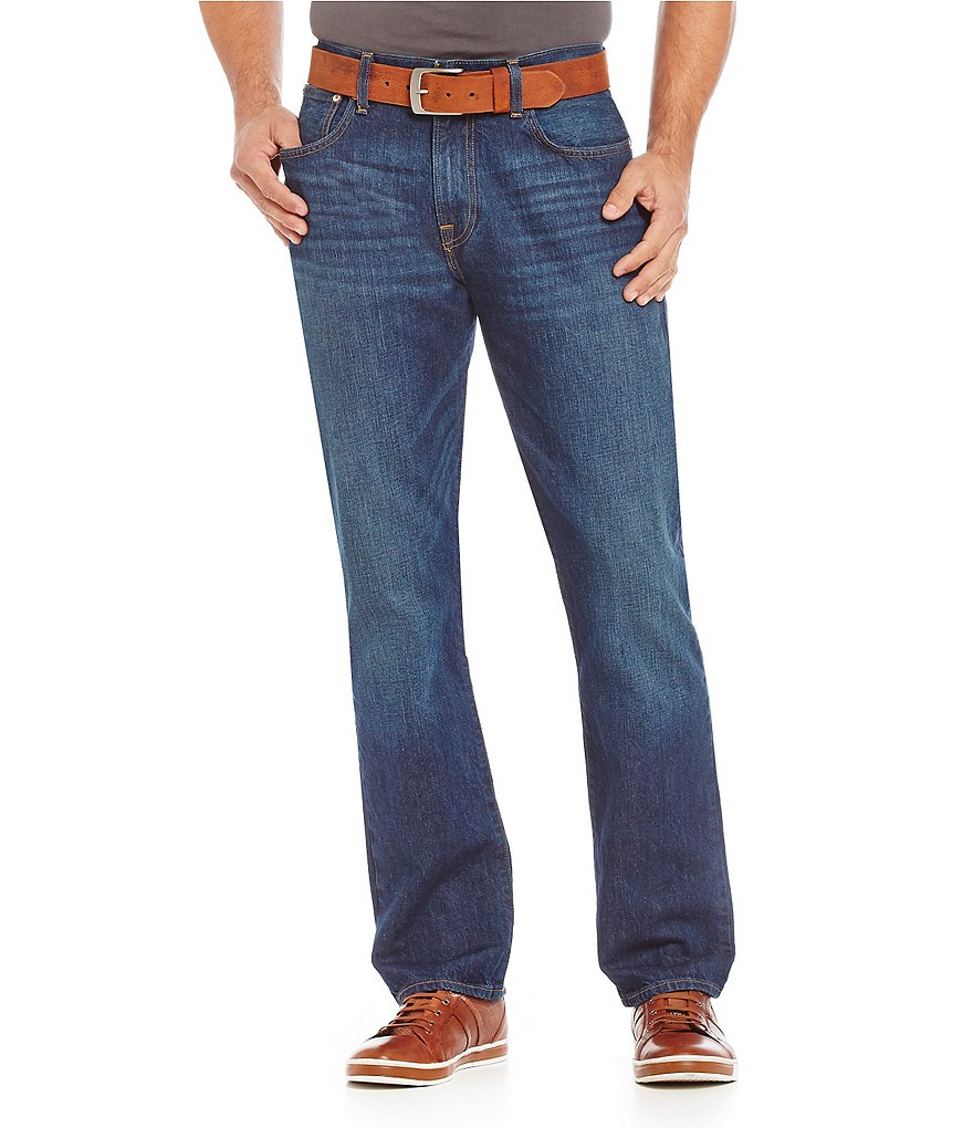 Cremieux Jeans Straight-Fit Jeans