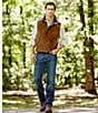 Color:Vintage - Image 2 - Cremieux Jeans Straight-Fit Jeans